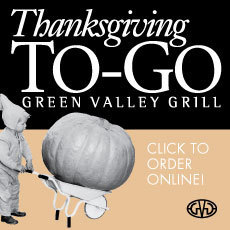Thanksgiving To Go Order online