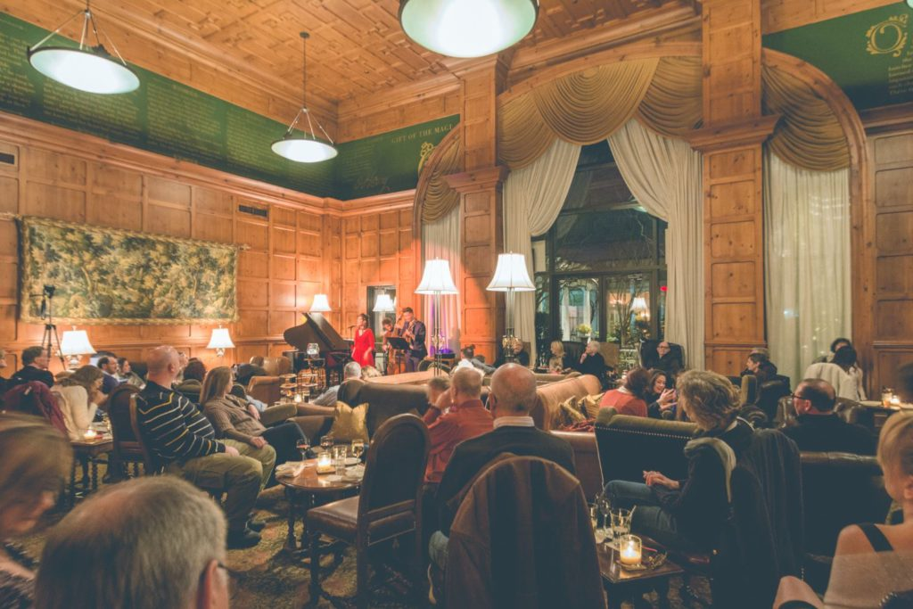 Music at Green Valley Grill and O.Henry Hotel