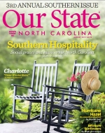 Artist-in-Residence at O.Henry Hotel featured in Our State Magazine