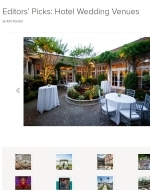 O.Henry Hotel featured in Wedding Wire Magazine