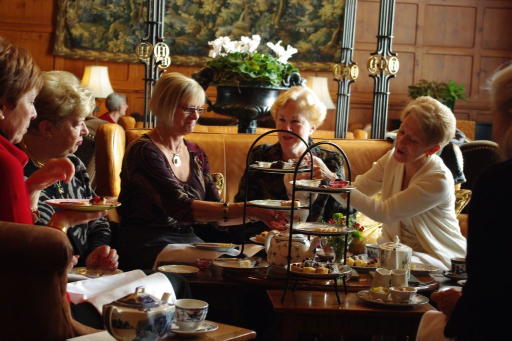 Afternoon Tea at O.Henry Hotel in Greensboro, NC