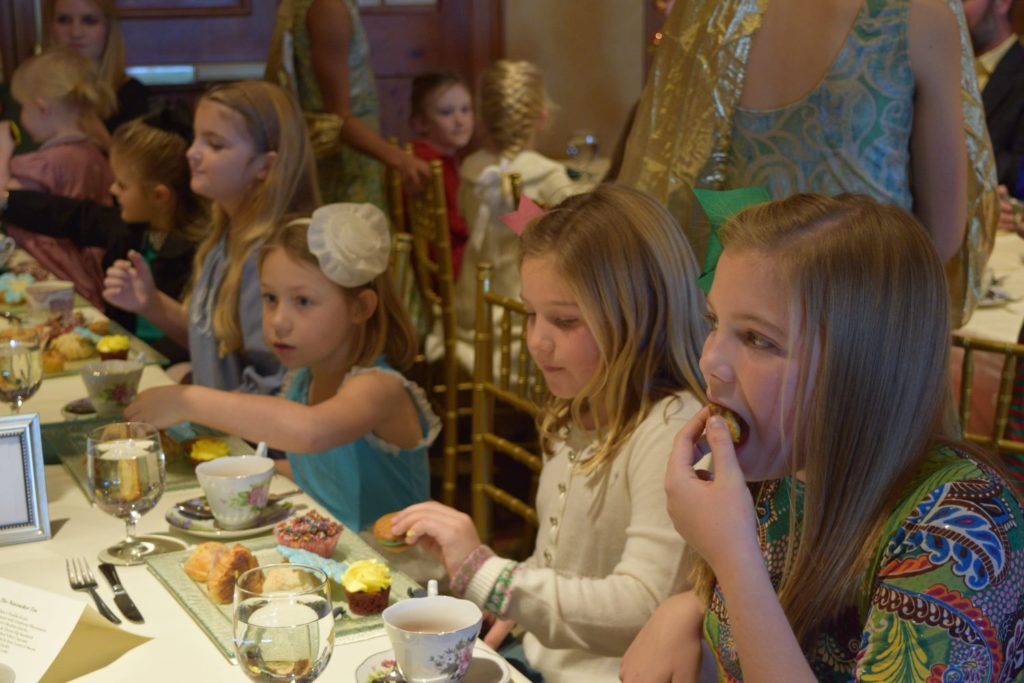 Nutcracker Tea at O.Henry Hotel