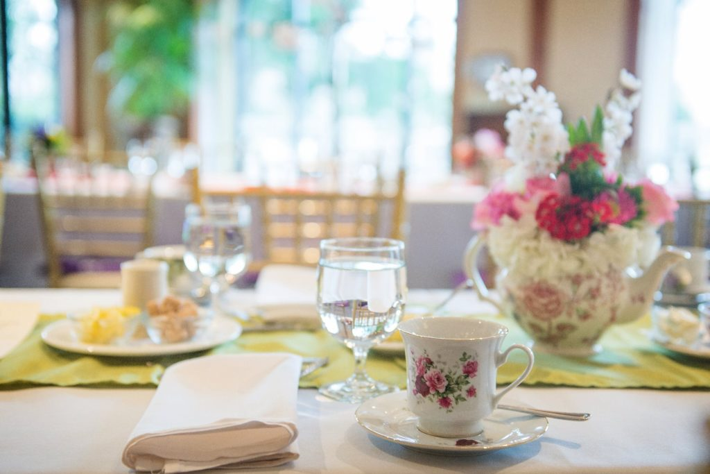 Mother Daughter Tea at O.Henry Hotel
