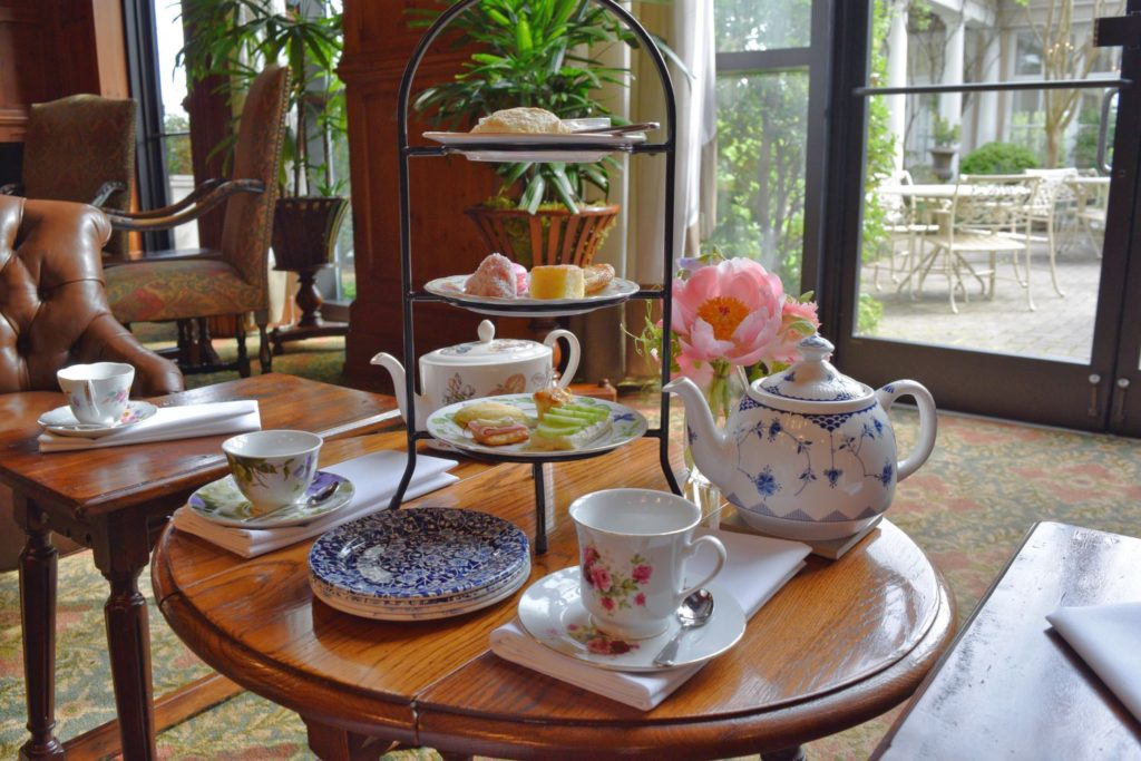 Afternoon Tea at O.Henry Hotel