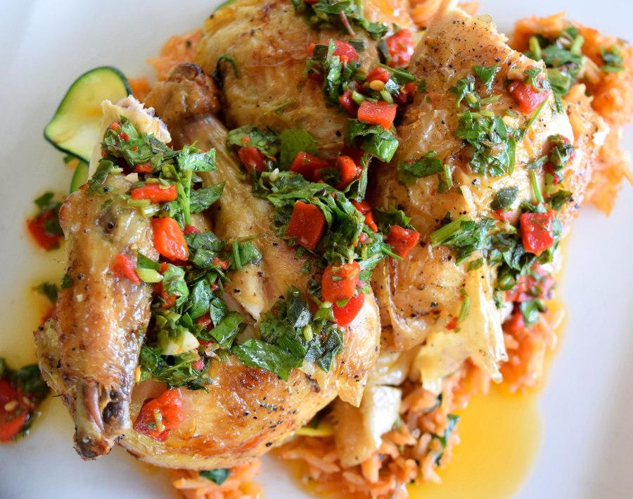 The Reserve Greensboro >> Chef's Featured Menu | Green Valley Grill | Greensboro, NC