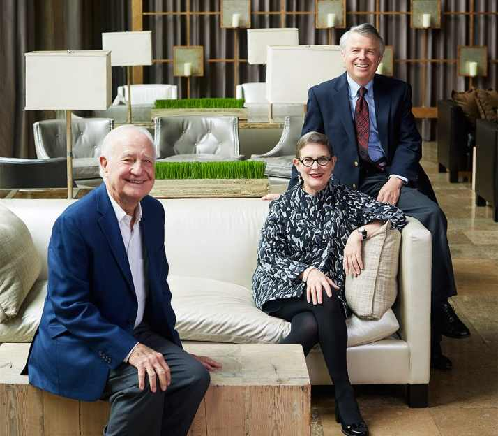 Dennis Quaintance, Nancy King-Quaintance and Mike Weaver