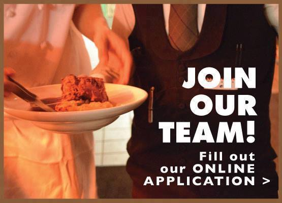 Greensboro Restaurant Jobs - Join our team