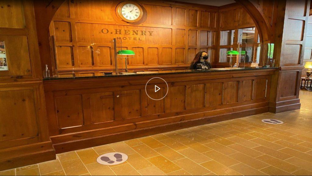 O.Henry Hotel Video by Spectrum News